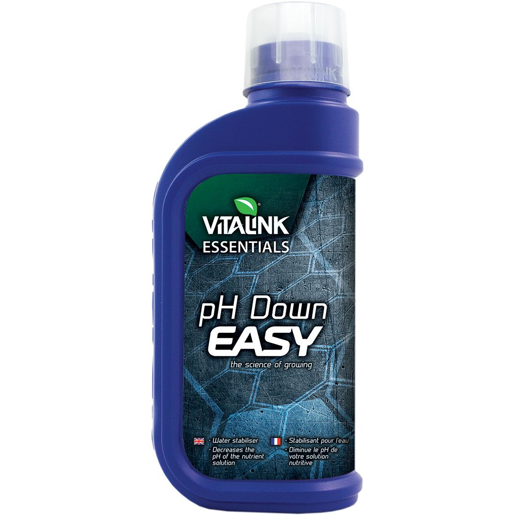 VITALINK EASY PH DOWN 25% Phosphoric Acid